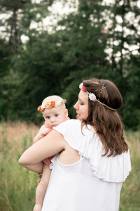 Forest Family Photography Session