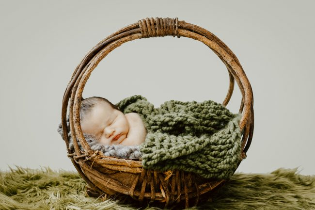 Traditional Newborn Photography