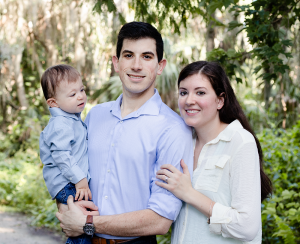 Forest Family Portrait Photography