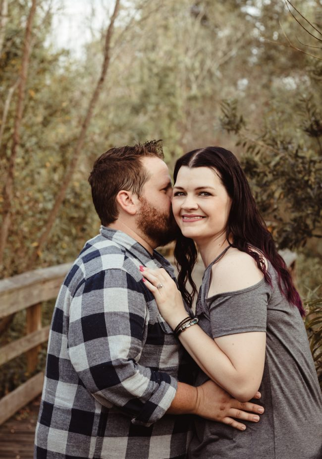 Winter Park Couples Session