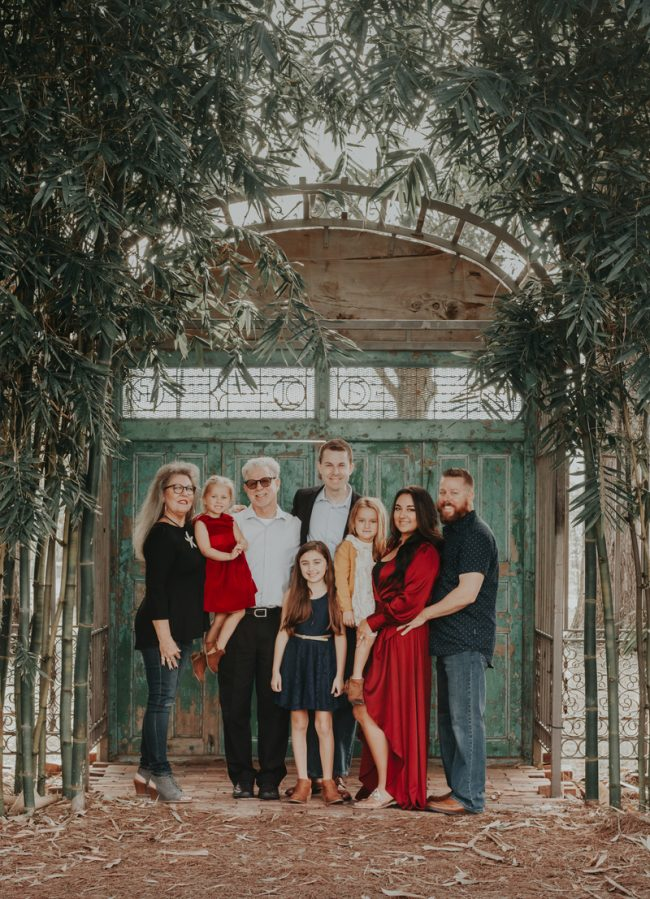 Orlando Extended Family Photography Session